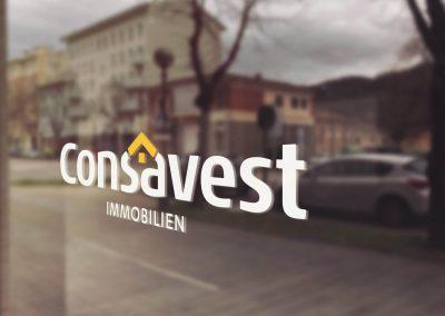 Logo Consavest Immobilien